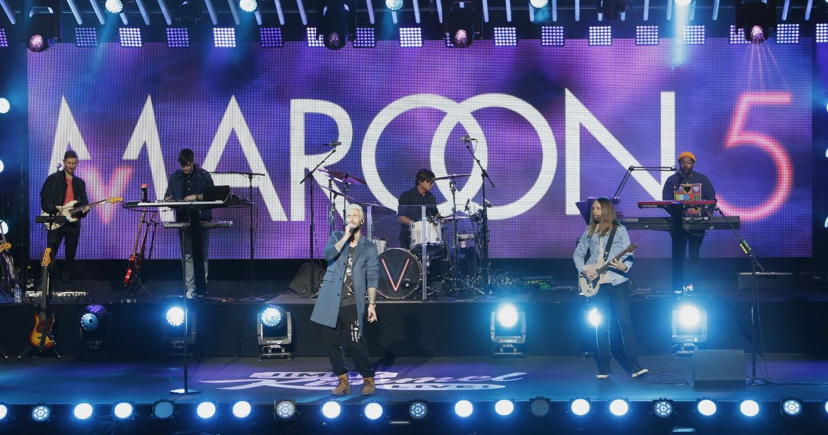 Maroon 5 Announces 2020 North American Tour with Leon