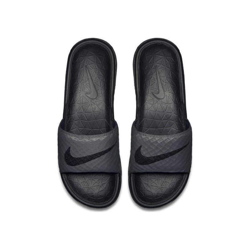 c96deadada8 Nike Benassi Solarsoft 2 Men s Slide - Grey in 2019