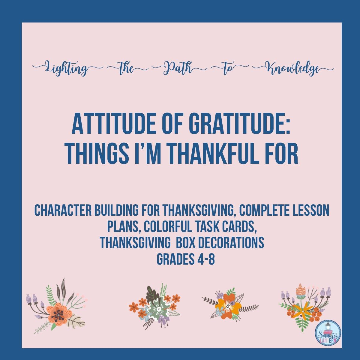This Attitude Of Gratitude Activity Will Get Your Kids To