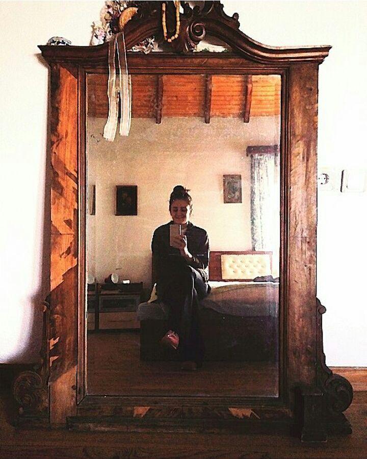 Kusurlarımdır beni güzel yapan  #instacool#vscocam#naturelovers#antique#mirror#instamirror#instacolour#vsco#goodday#holiday#imbroz#island#serenity#cool#greekisland#historic by yagmurnayrr