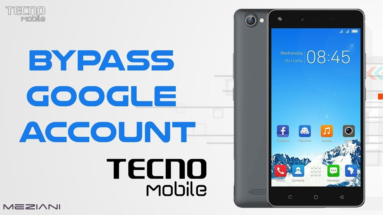 Bypass Google Account TECNO Mobile Remove FRP | bypass google