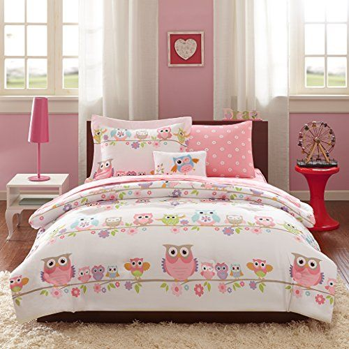 Top 10 Girls Twin Bedding Sets With Comforter Of 2019
