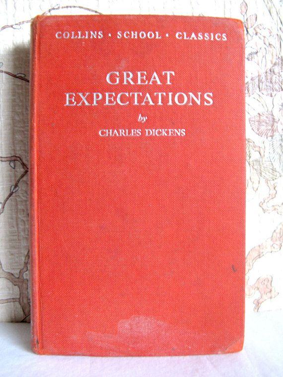 Great Expectations Charles Dickens 1953 Vintage By Shuushuubylulu