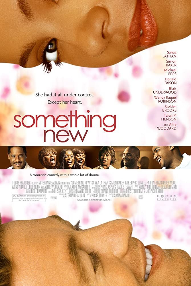 something new movie online by Lois Graham