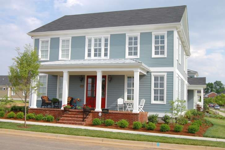 Great Exterior Color Schemes for Your House | exterior | Pinterest ...