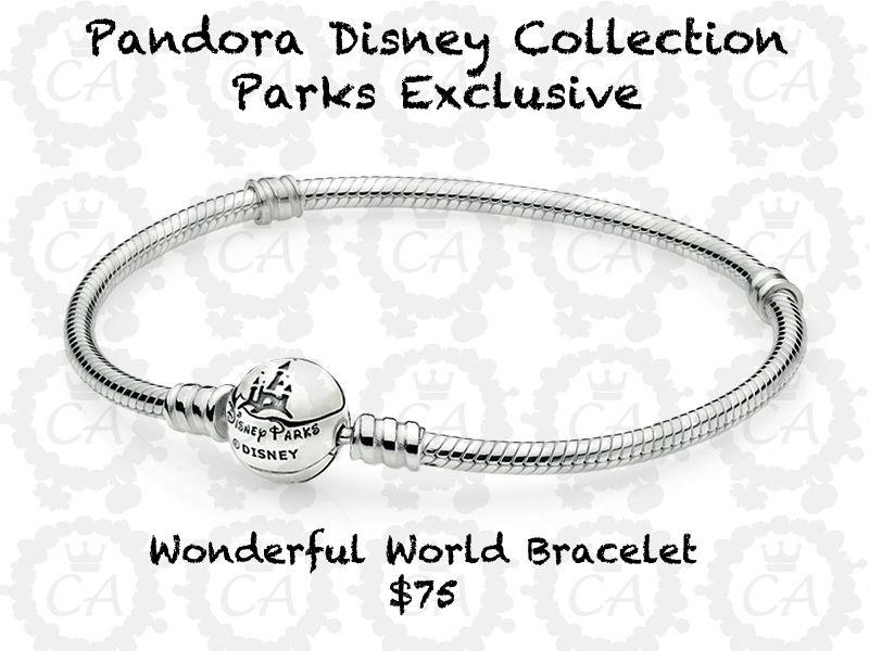 pandora jewelry store disney world