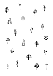 Aesthetic Tree Drawing : aesthetic, drawing, Aesthetic, Doodles, Google, Search, Designs, Draw,, Tattoos,, Tattoo