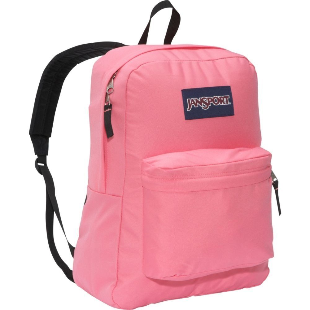 Light pink Jansport Backpacks for girls cheap.thegoodbags.com MK ...