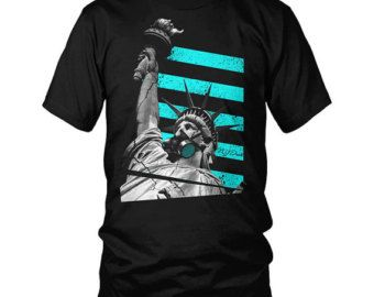 cc26ba14336d32 Jordan 10 Lady Liberty T-Shirt   Sneaker Match Tee Shirt For Jordan X Lady  Liberty s