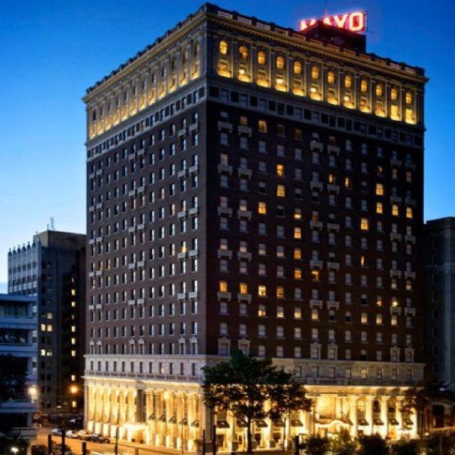 Mayo Hotel Tulsa Ok Downtown
