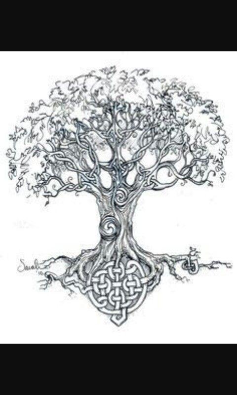 tree of life tattoo 39 s pinterest tatouage tatouage. Black Bedroom Furniture Sets. Home Design Ideas