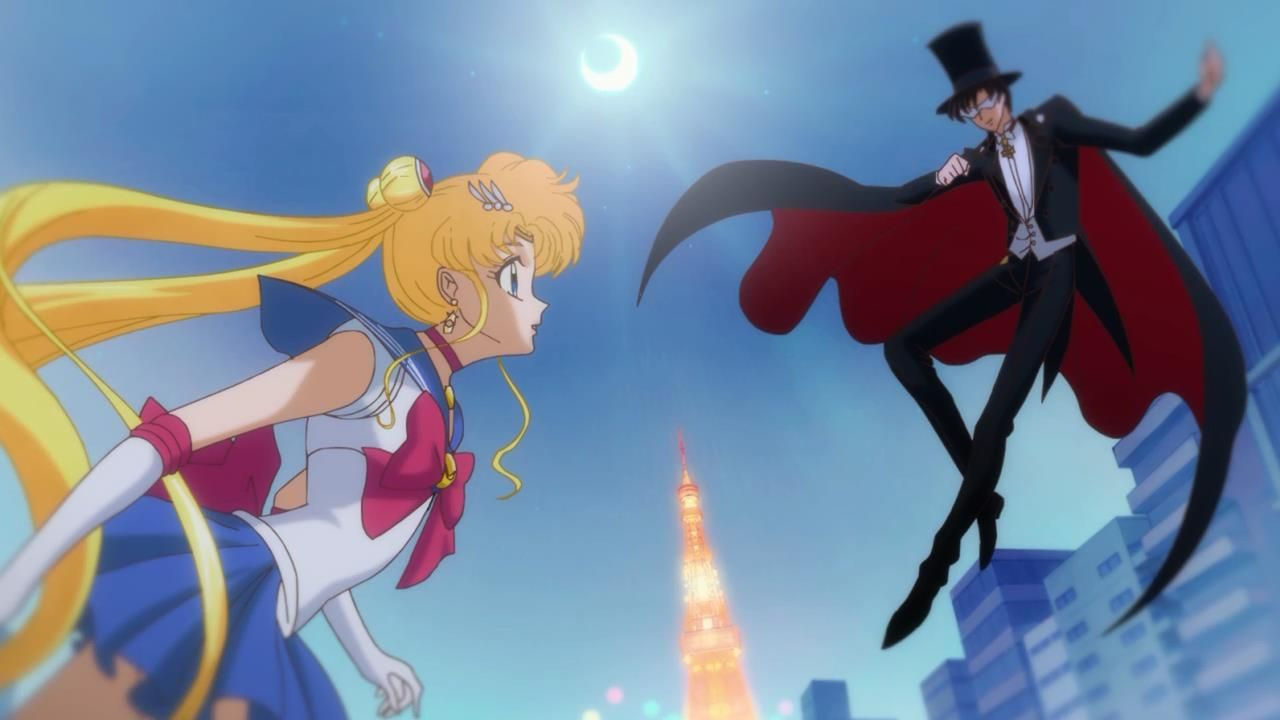 sailor moon crystal season 3 - Google Search | Sailor Moon ...