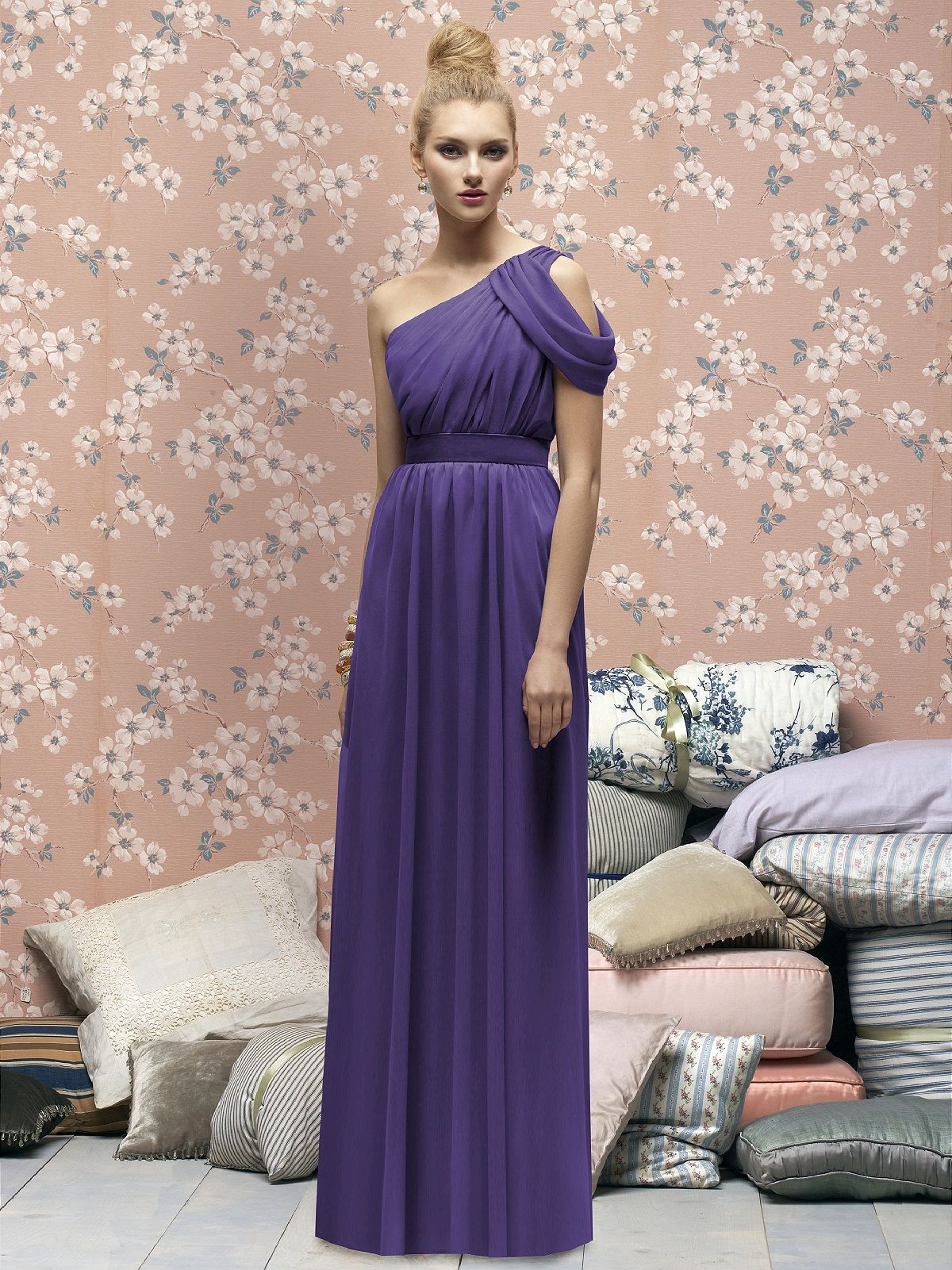 Elegant bridesmaid dress the big day attire pinterest lela