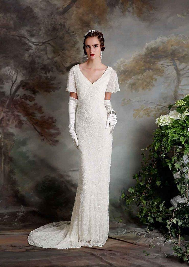 Eliza Jane Howell Wedding Dresses { Debutante Collection