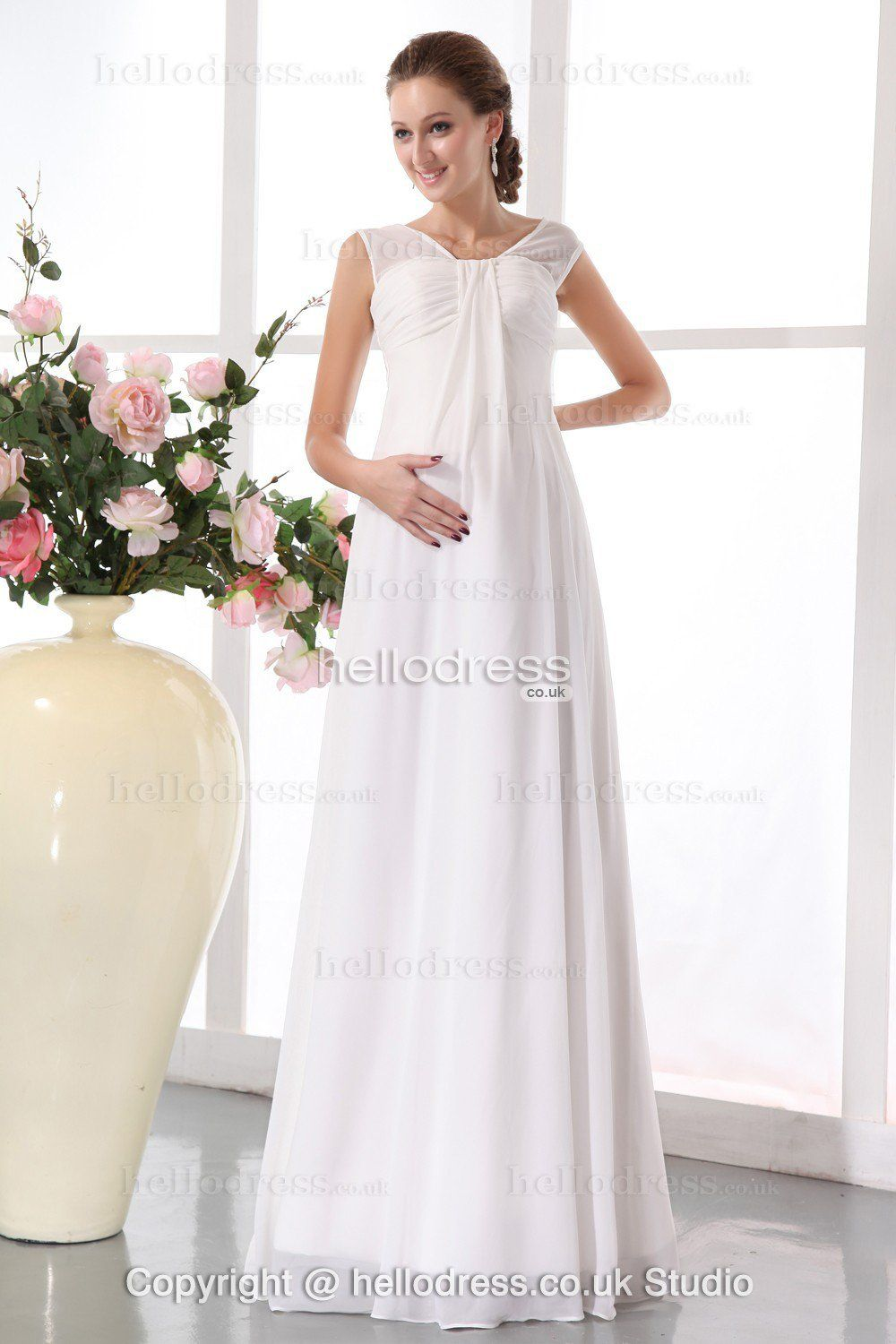 Fantastic Wedding Gown For Pregnant Pictures - Wedding Dress Ideas ...