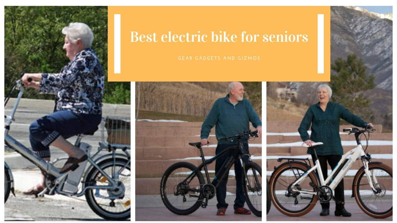 Best Electric Bike For Seniors Best Electric Bikes Bike Cool