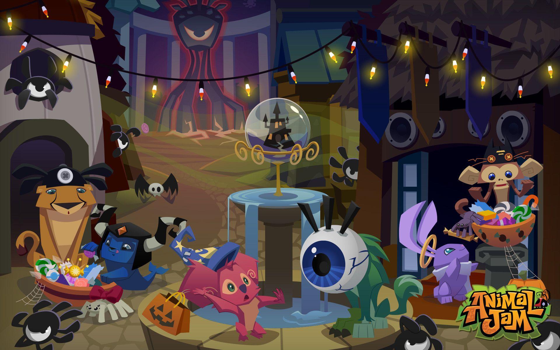 Animal Jam Backgrounds Animal Jam Animals Fun Online Games