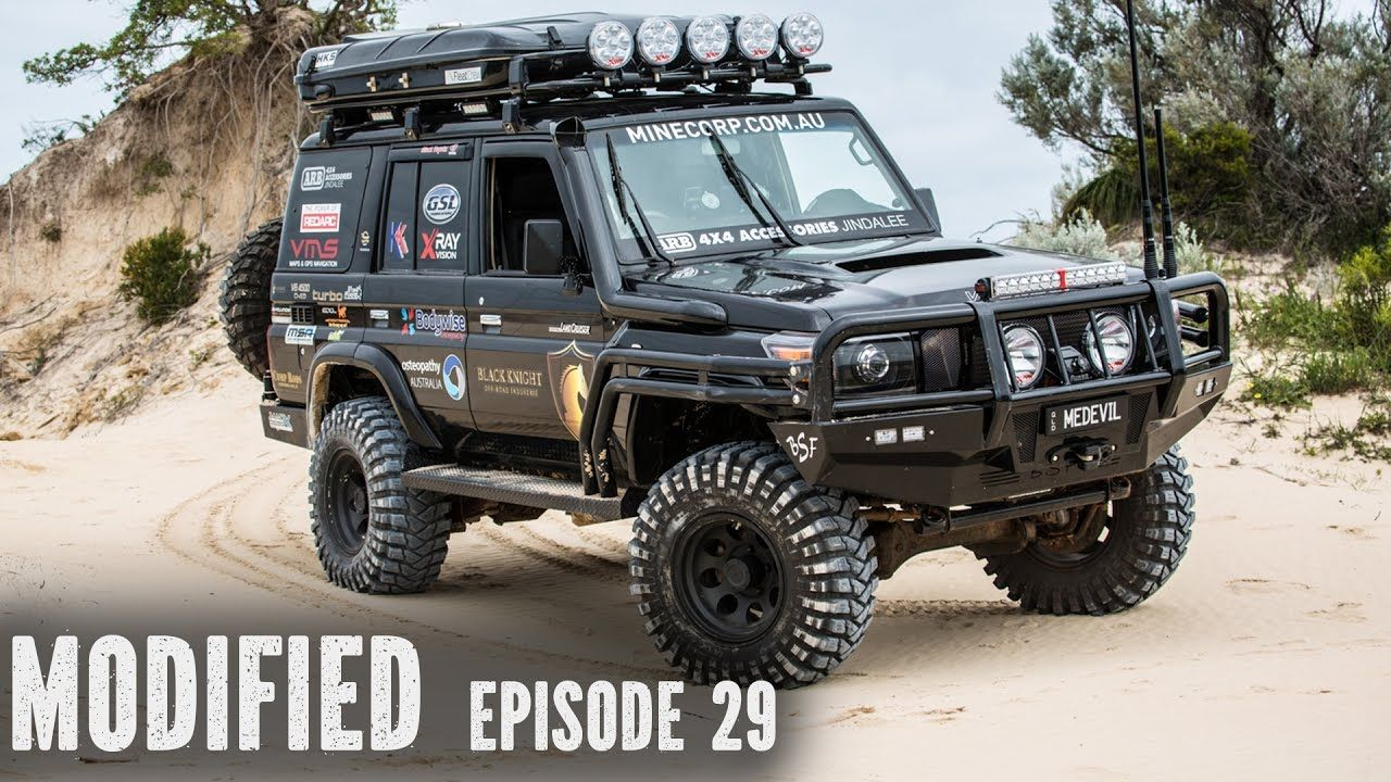 76 Series Landcruiser Review Modified Episode 29 4x4