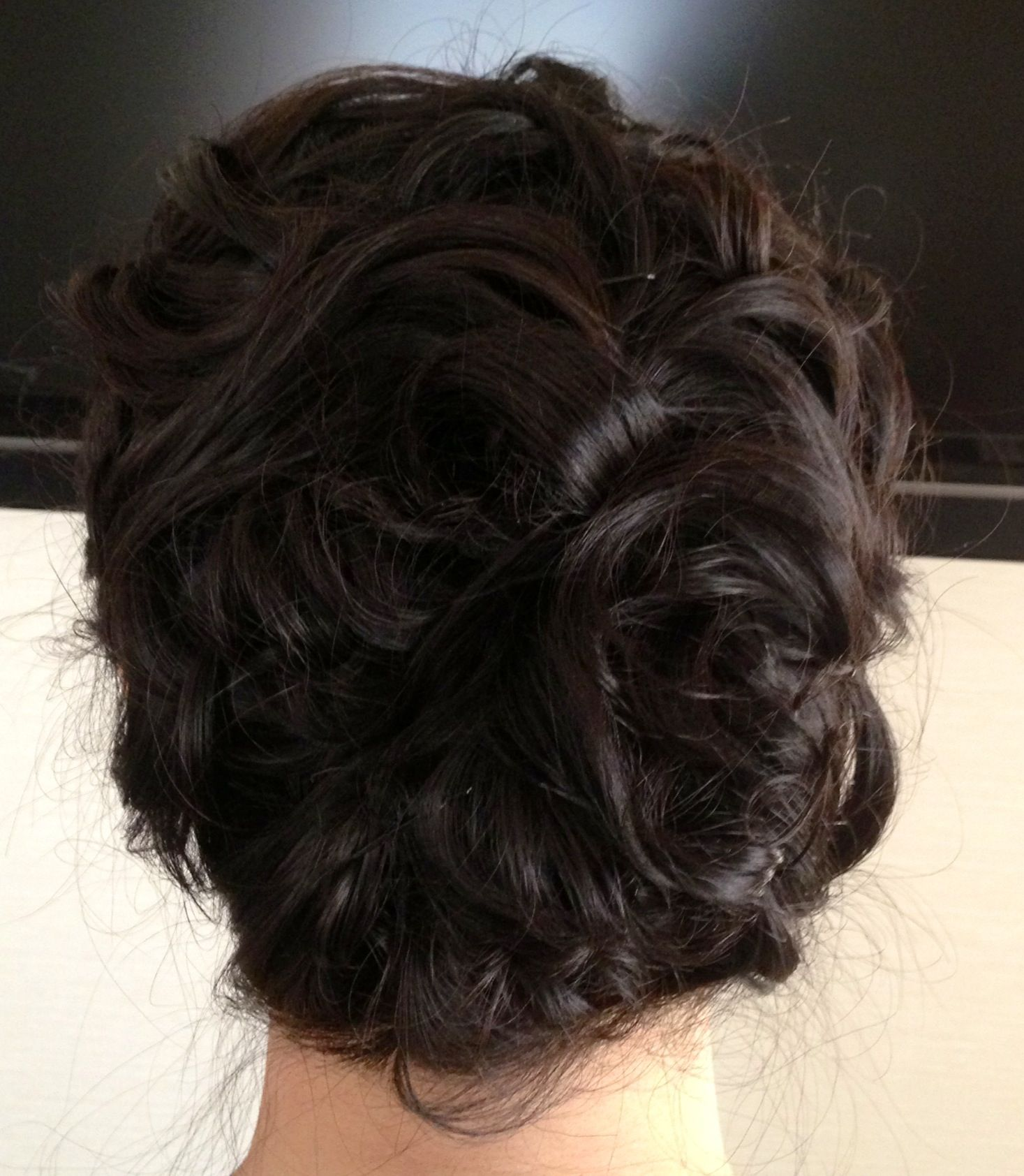fancy hair styles for hair wedding updo wedding hair updo textured updo hair 2875