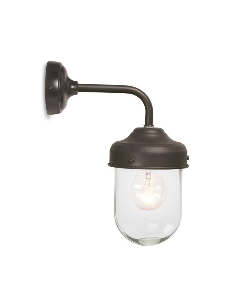 An elegantly simple and timeless design this coffee bean barn lamp light by garden trading would suit modern or period homes view it now at hurn and hurn