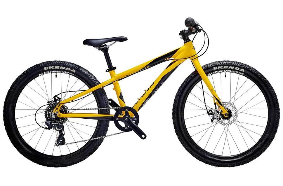 Genesis Core 24 2016 Kids Bike Yellow One Size