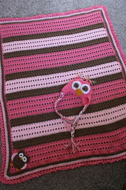 Photo of Baby Girl Owl Set