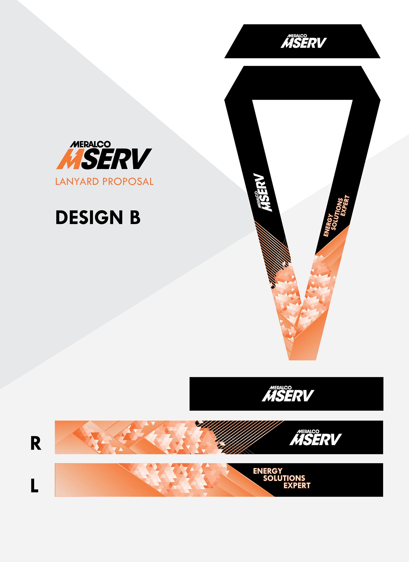Pin Oleh Emshinn Di Lanyard Designs Kartu Nama Desain Ide