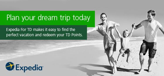 TD Rewards - Expedia For TD | Travel | Travel