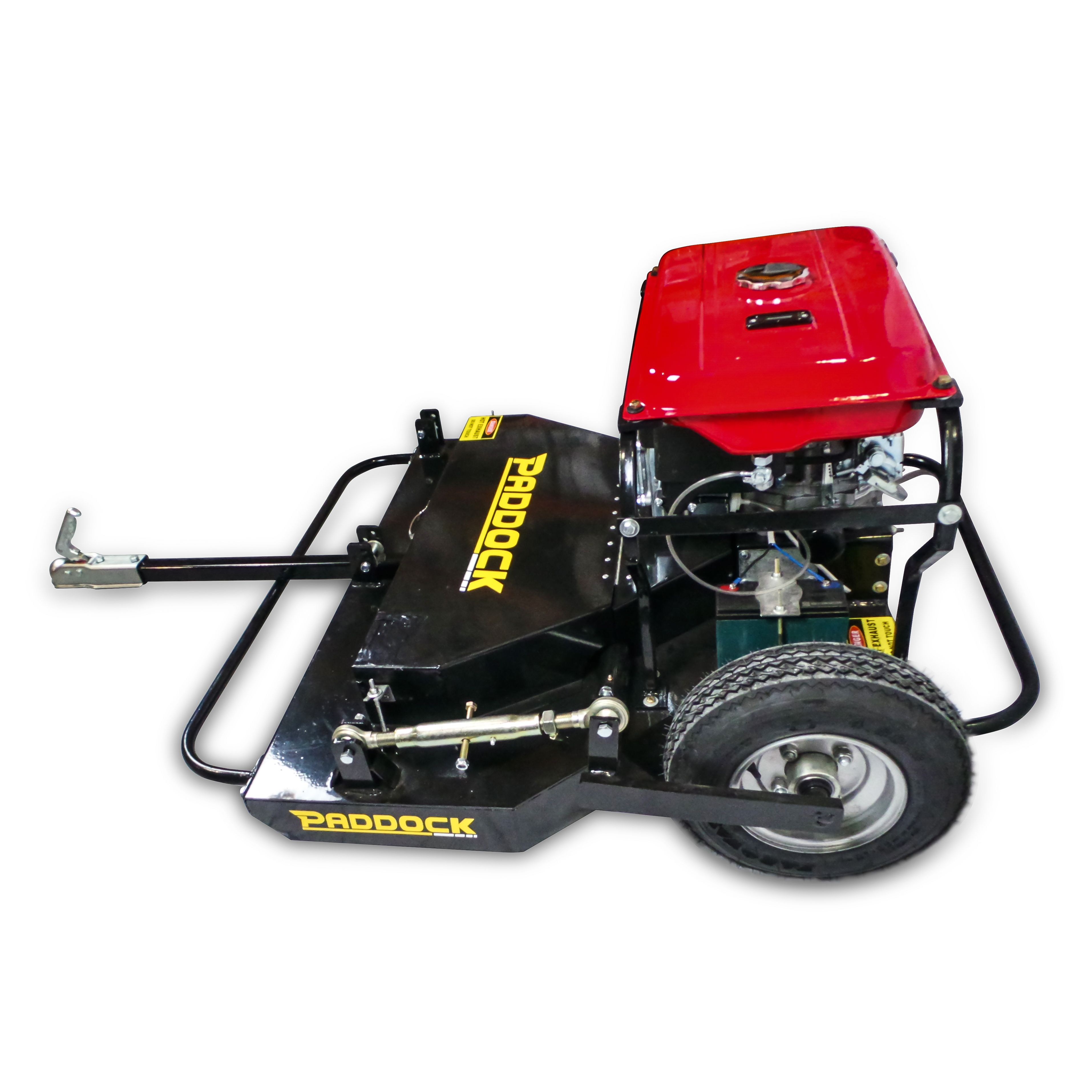 Best Finish Mower For Tractor : Paddock tow behind finishing mower