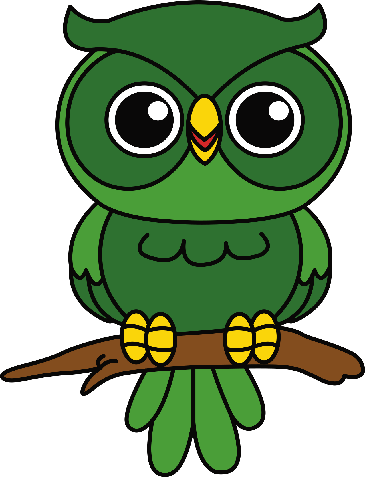 buhos imprimibles de colores pinterest owl and rh pinterest com Night Owl Cartoon Easy Night Owl Clip Art Black and White