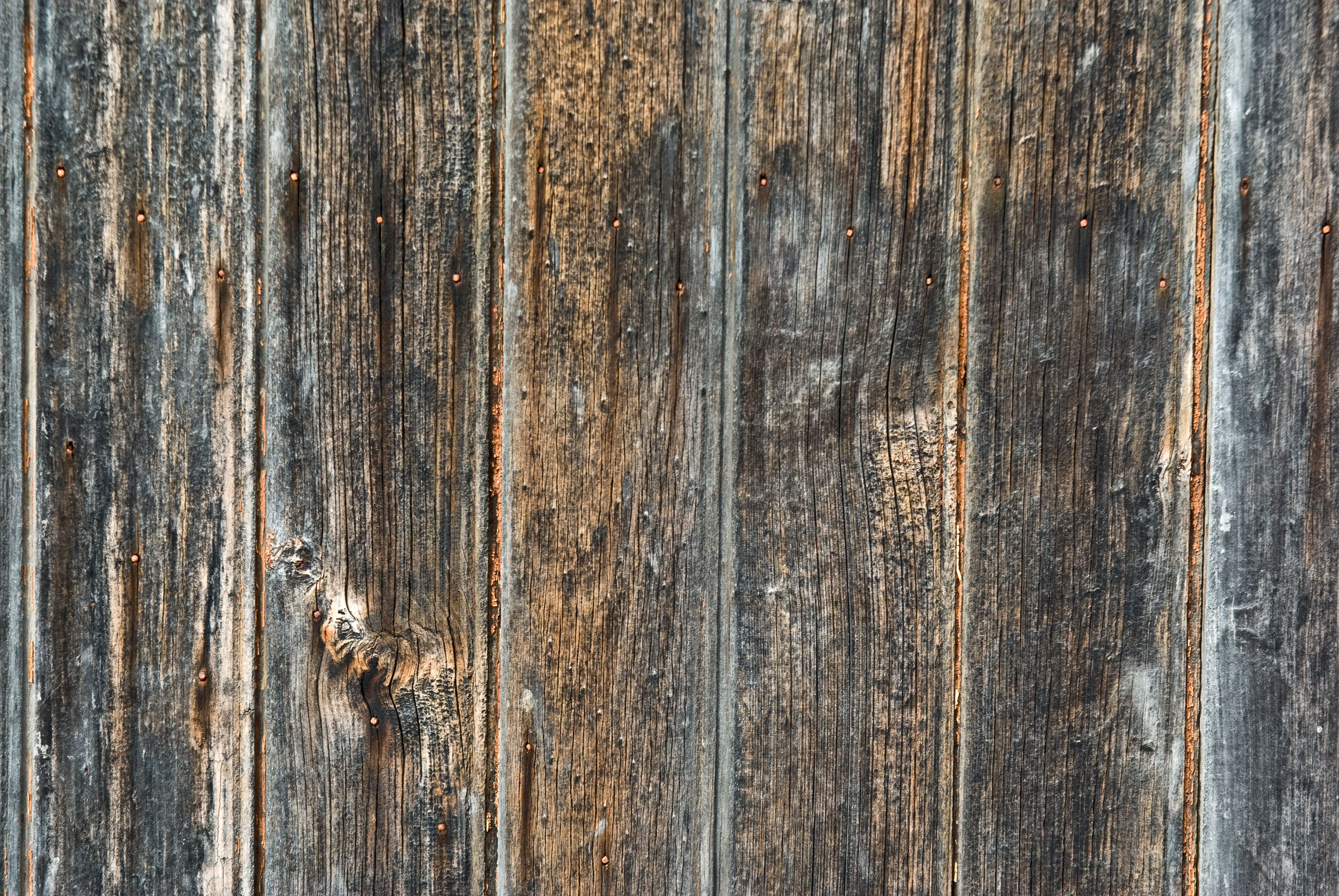 Deep Stained Wooden Floor Boards Texture 183 Dark Dirty And