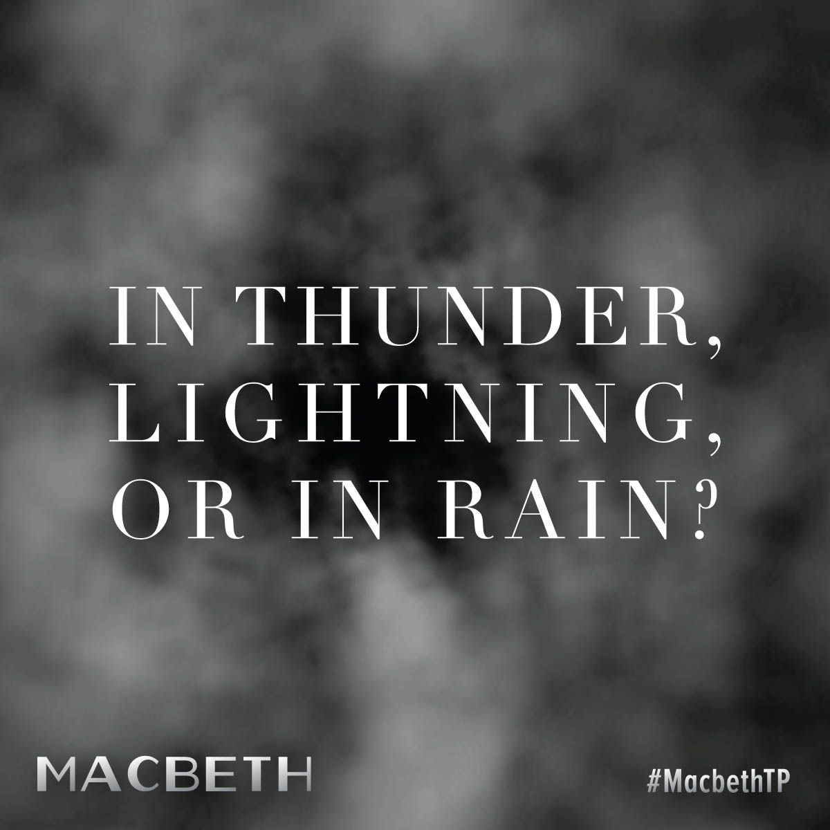 in thunder lightning or in rain macbethtp macbeth quotes macbeth quotes acircmiddot