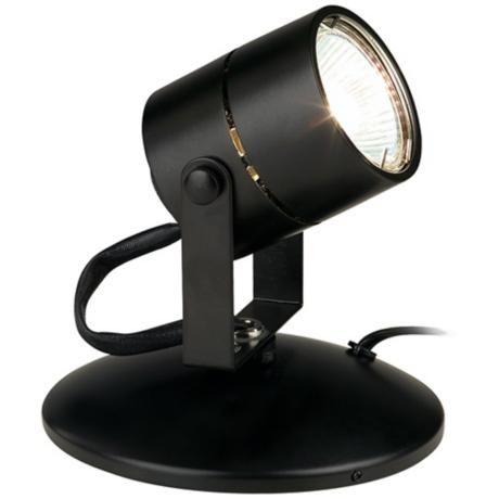 Lil Big Wonder Black Led Mini Spot Light Lighting