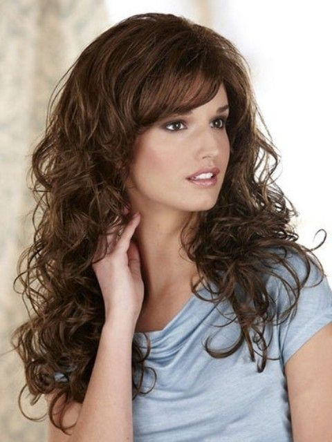 16 Easy To Do Long Hairstyles For Thick Hair All Face Shapes 6 Is Just Incredible