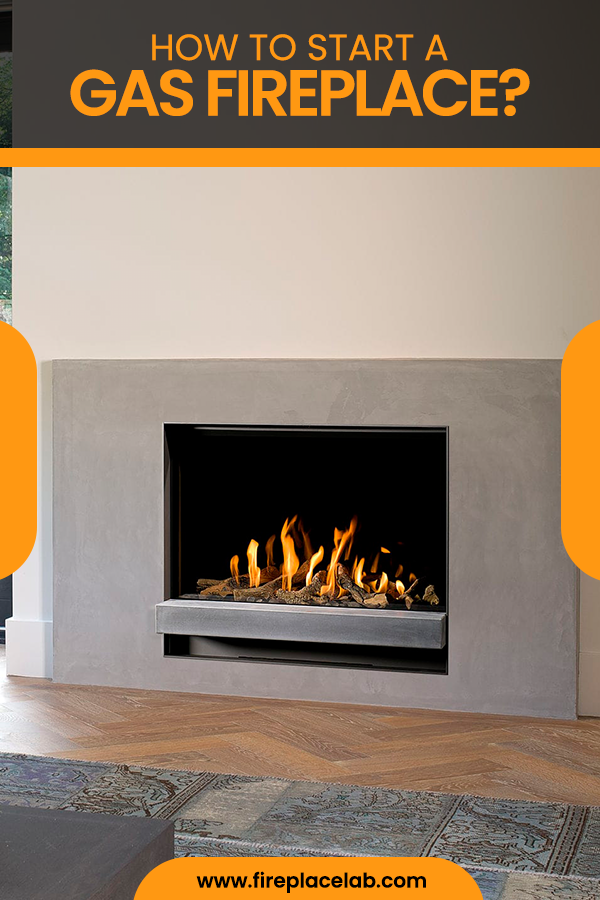 How To Start A Gas Fireplace Gas Fireplace Fireplace Gas