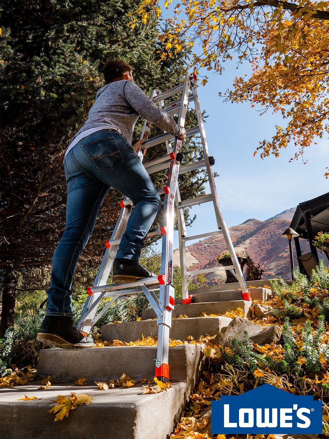 The Little Giant Leveler Available Soon Exclusively Through Lowes