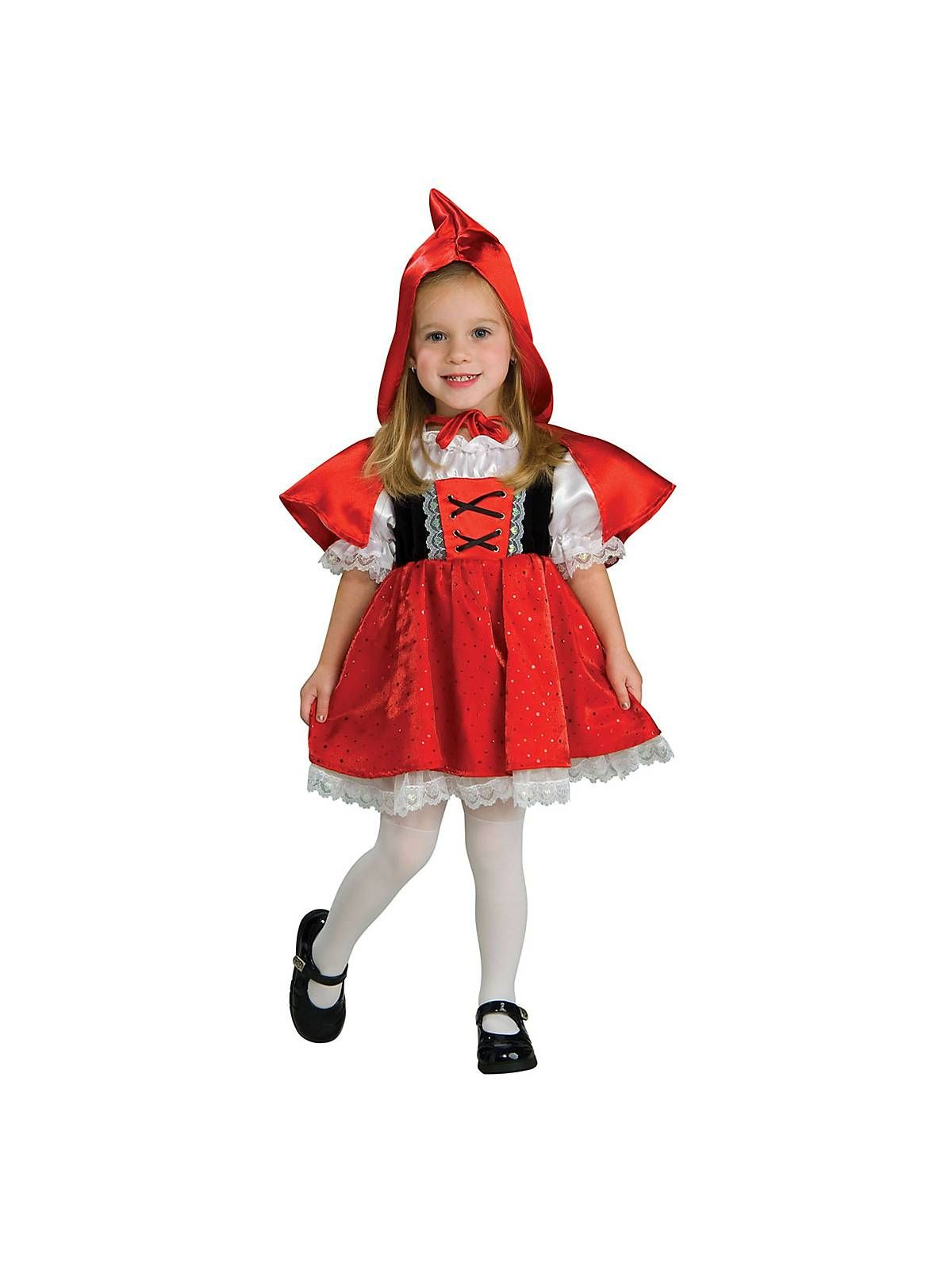 Toddler Little Red Riding Hood Costume Toddler Costumes Girl Red Riding Hood Costume Little Red Riding Hood Halloween Costume