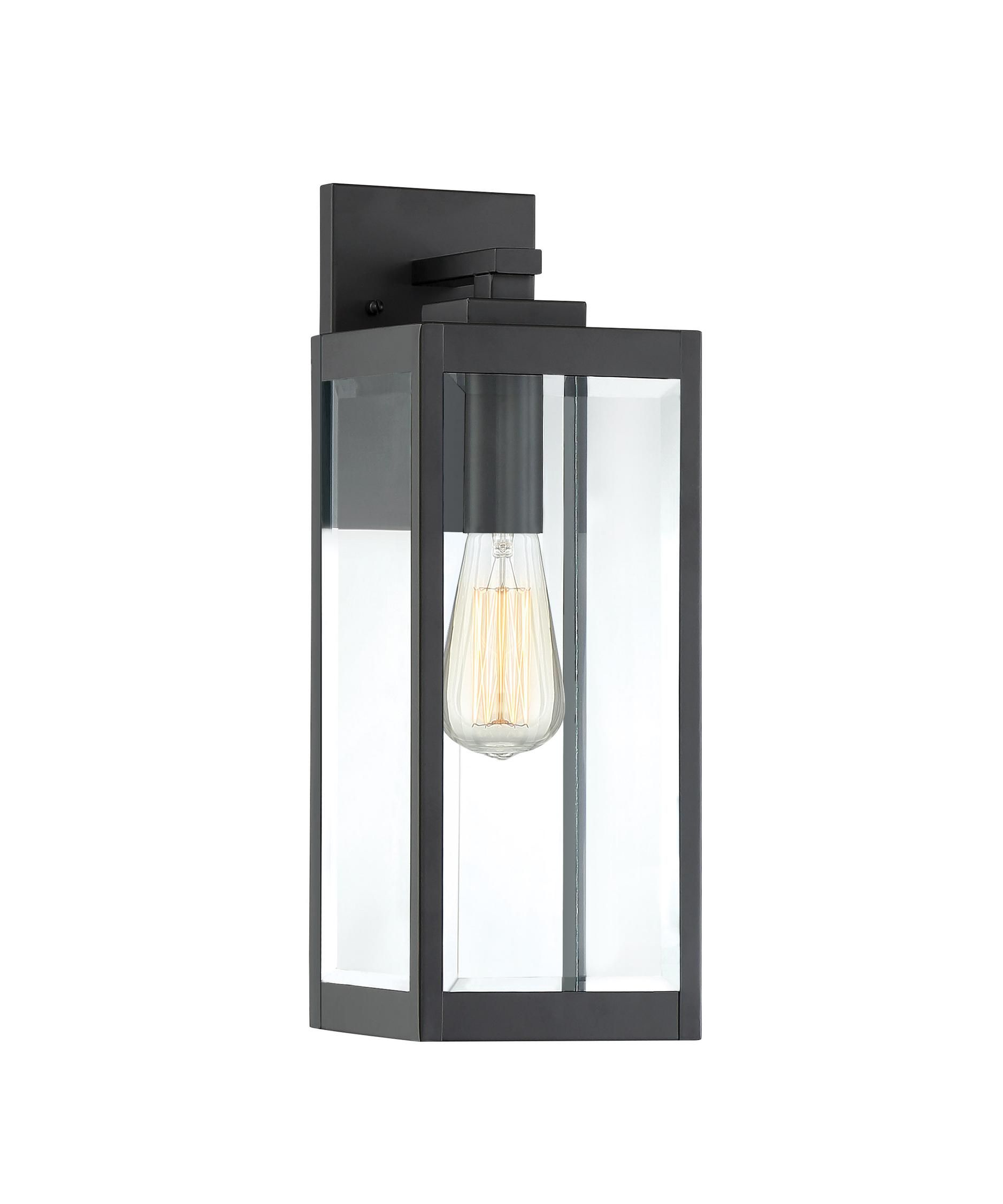 Westover 17 Inch Tall 1 Light Outdoor Wall Light By Quoizel Wall Lights Outdoor Walls Outdoor Lighting