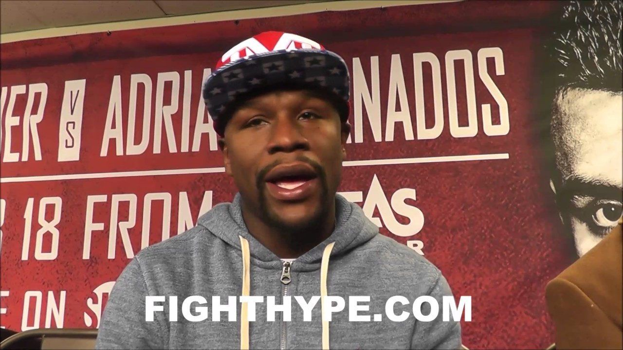 FLOYD MAYWEATHER OPENING NEW GYM IN RUSSIA; ADMITS GERVONTA DAVIS HAS TOUGH TASK AGAINST PEDRAZA - http://www.truesportsfan.com/floyd-mayweather-opening-new-gym-in-russia-admits-gervonta-davis-has-tough-task-against-pedraza/