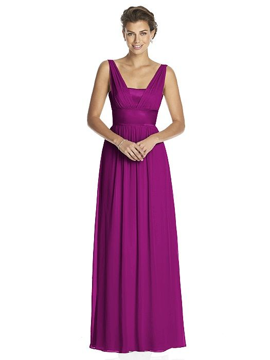 2f0648554a5 ... wedding accessories for your bridal party! Dessy Collection Style 2890  (shown in persian plum)
