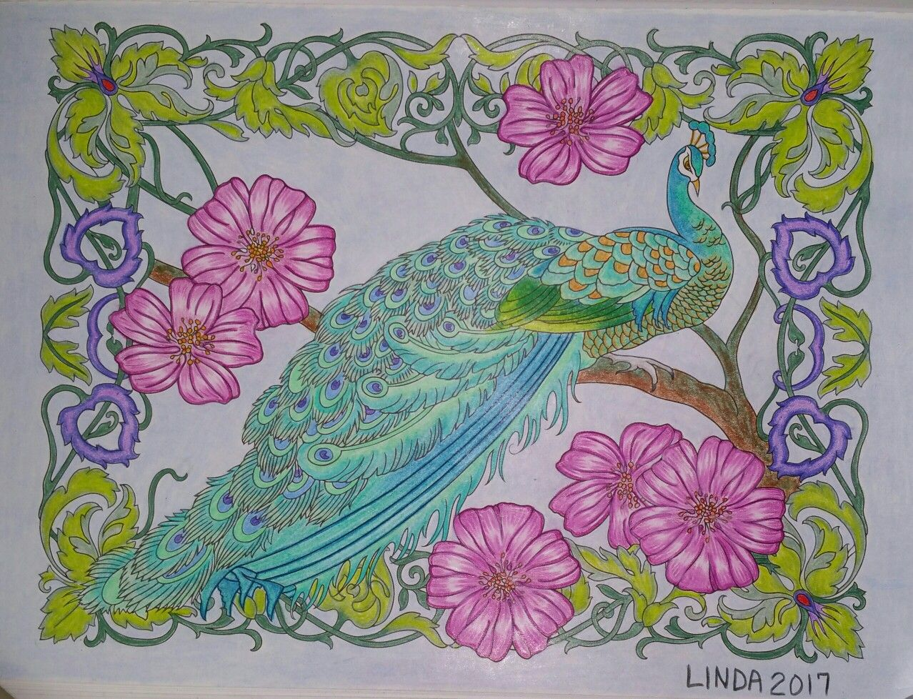 43++ Beautiful peacock coloring pages finished inspirations
