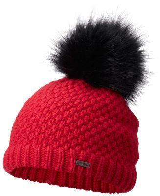 9e3b86209 Women s SOREL™ Cozy Knit Faux Fur Pom Beanie