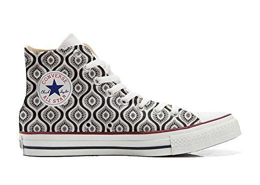 Converse All Star Hi Customized personalisierte Schuhe (Handwerk Schuhe) Pegaso