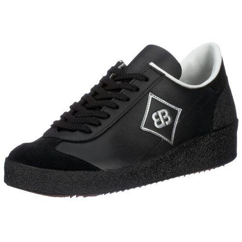 Bruetting Cosmos, Sneakers Basses Femme, Noir (Schwarz/Pink), 38 EUBrütting