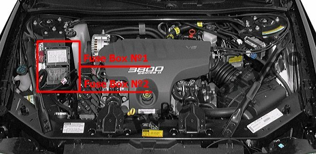 Chevrolet Monte Carlo (2000-2005)