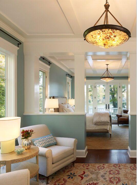 Cool pallette Decor ideas Pinterest Half walls, Relaxing