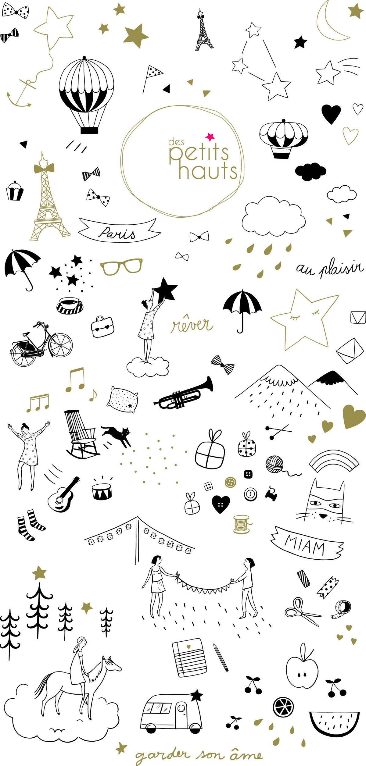 イラスト」おしゃれまとめの人気アイデア|pinterest |mouline