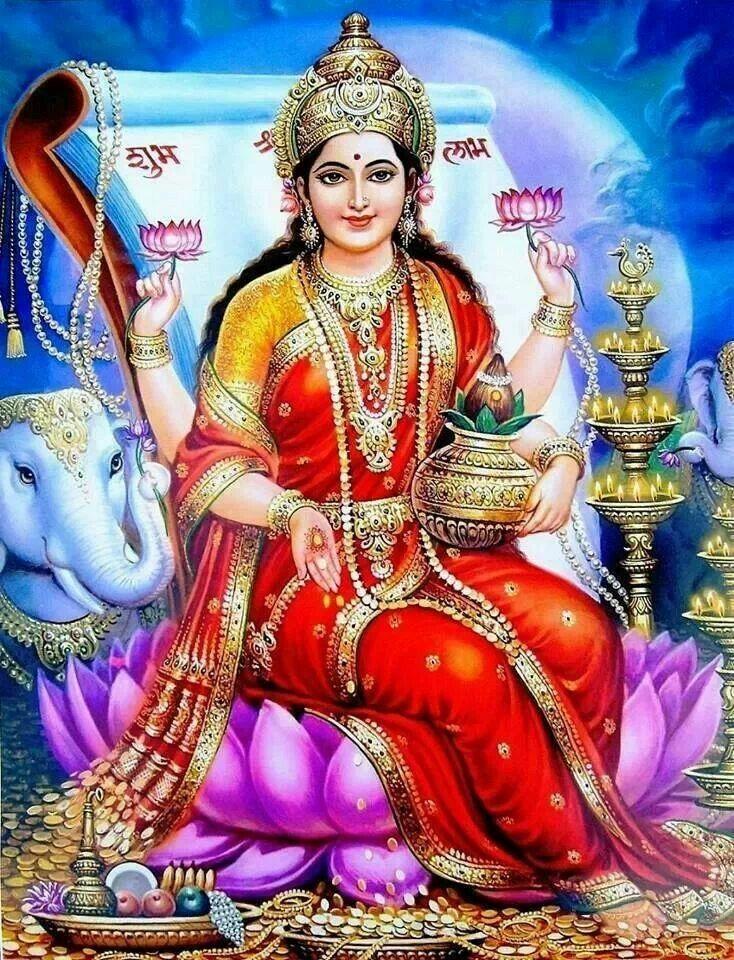 Lakshmi blessings