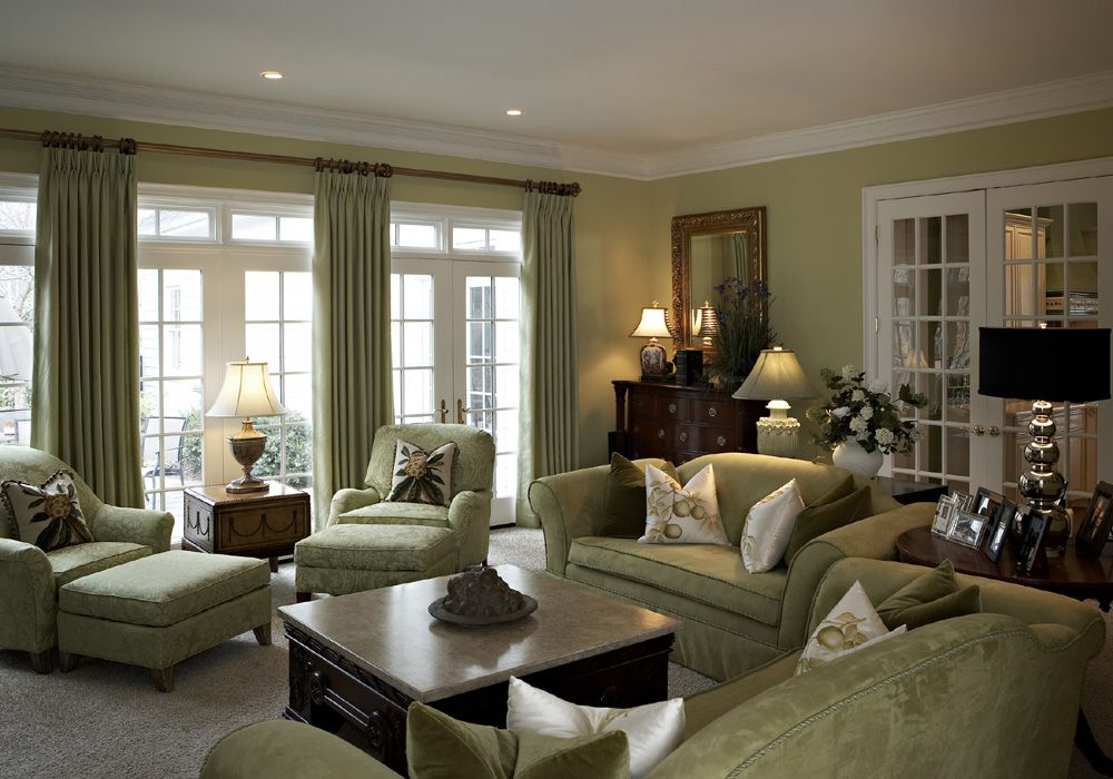 Modern Residential Interior 6 Color Ideas For Interiors Best Design Projects Traditional Design Living Room Living Room Green Neutral Living Room Colors
