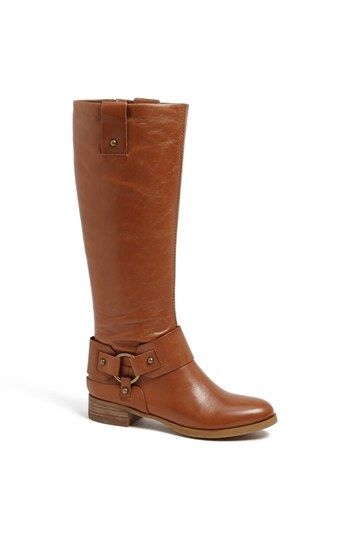 I really want some caramel colored riding boots this season. I'll ...